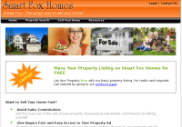 Smart Fox Homes- New FSBO Site Launched